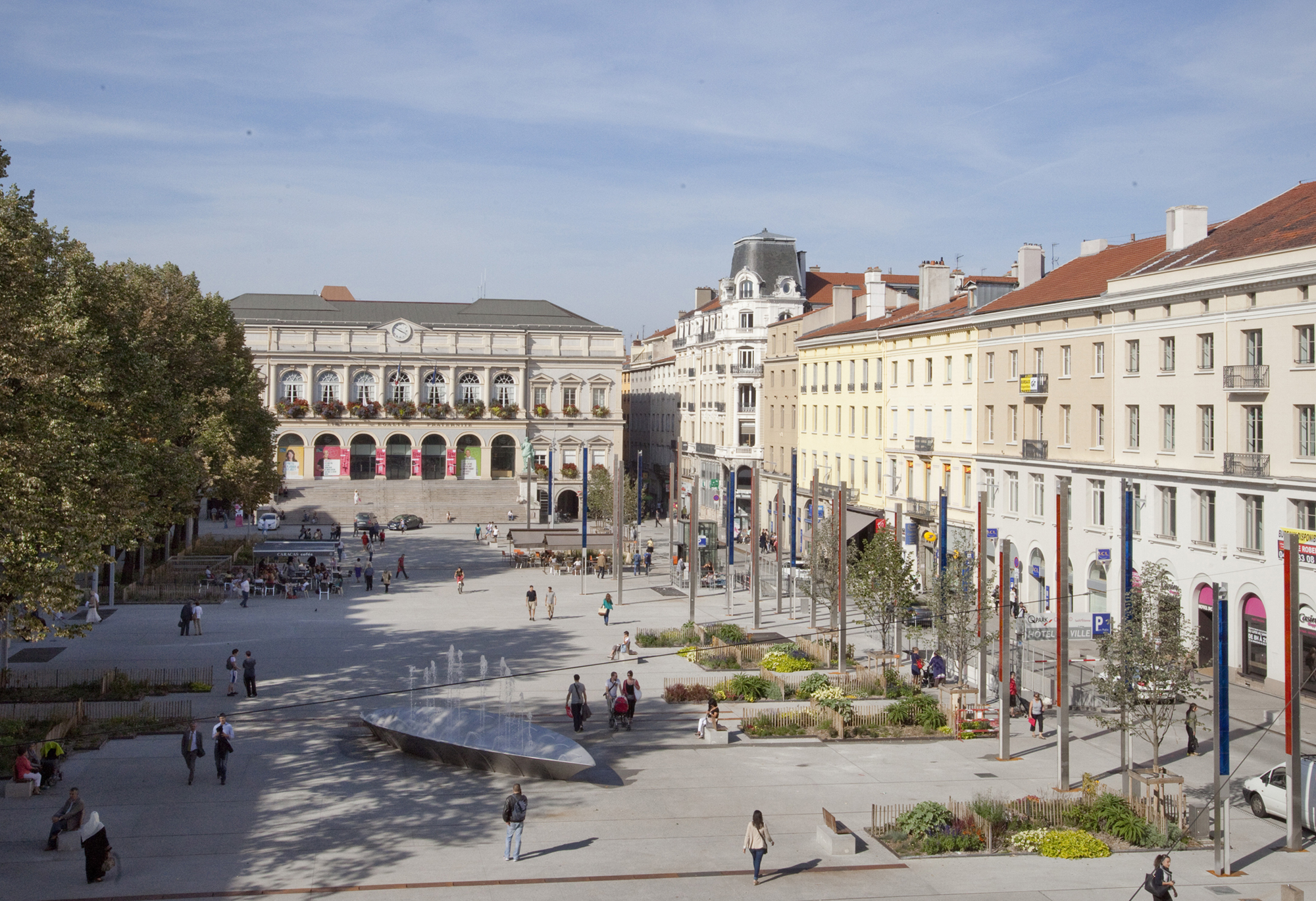 La ville de saint tienne forum des archivistes - Piscine saint etienne de saint geoirs ...